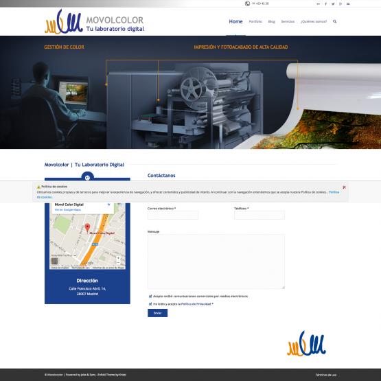 Laboratorio Digital | Movolcolor | Laboratorio Fotografico Profesional